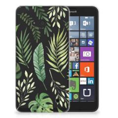 Microsoft Lumia 640 TPU Case Leaves