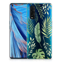 OPPO Find X2 TPU Case Leaves