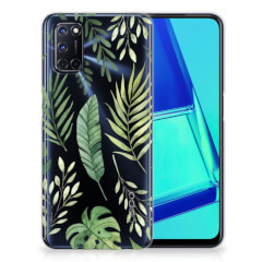 OPPP A52 | A72 TPU Case Leaves