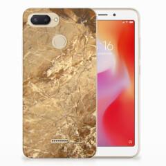 TPU Hoesje Xiaomi Redmi 6 met eigen foto