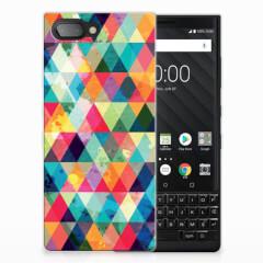 BlackBerry Key2 TPU bumper Geruit