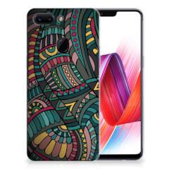 OPPO R15 Pro TPU bumper Aztec