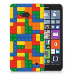 Microsoft Lumia 640 TPU bumper Blokken