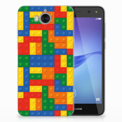 Huawei Y5 2017 | Y6 2017 TPU bumper Blokken