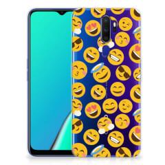 OPPO A5 2020 TPU bumper Emoji