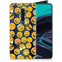 OPPO Reno 2 TPU bumper Emoji