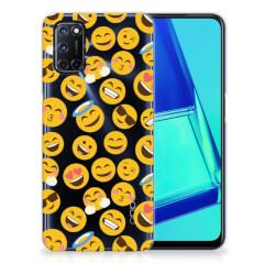 OPPP A52   A72 TPU bumper Emoji