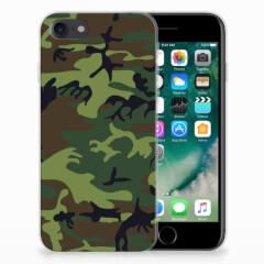 iPhone SE (2020) | 7/8 TPU bumper Army Dark