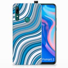 TPU Hoesje Huawei P Smart Z met eigen foto