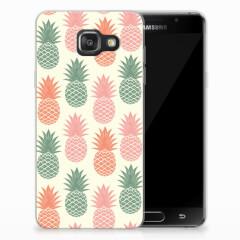 Samsung Galaxy A3 2016 Siliconen Case Ananas