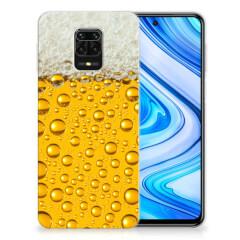 Xiaomi Redmi Note 9S | Note 9 Pro Siliconen Case Bier