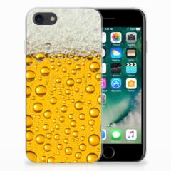 iPhone SE (2020) | 7/8 Siliconen Case Bier
