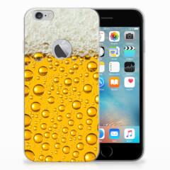 Apple iPhone 6 Plus | 6s Plus Siliconen Case Bier