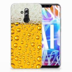 Huawei Mate 20 Lite Siliconen Case Bier