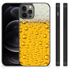 iPhone 12 Pro Max Silicone Case Bier