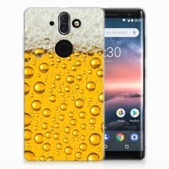 Nokia 9 | 8 Sirocco Siliconen Case Bier