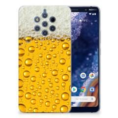 Nokia 9 PureView Siliconen Case Bier