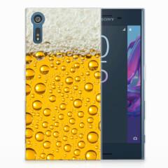 Sony Xperia XZs | XZ Siliconen Case Bier