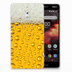 Nokia 2.1 (2018) Siliconen Case Bier