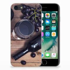 iPhone SE (2020) | 7/8 Siliconen Case Wijn
