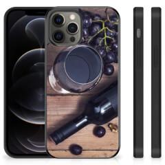 iPhone 12 Pro Max Silicone Case Wijn