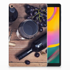Samsung Galaxy Tab A 10.1 (2019) Tablet Cover Wijn