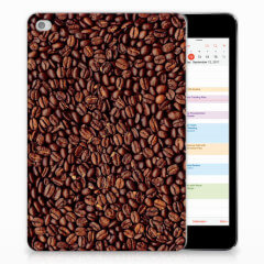 Apple iPad Mini 4   Mini 5 (2019) Tablet Cover Koffiebonen