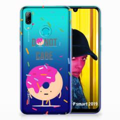 TPU Hoesje Huawei P Smart 2019 met eigen foto