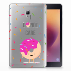 Samsung Galaxy Tab A 8.0 (2017) Tablet Cover Donut Roze