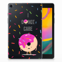 Samsung Galaxy Tab A 8.0 (2019) Tablet Cover Donut Roze