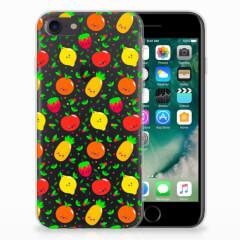 iPhone SE (2020) | 7/8 Siliconen Case Fruits