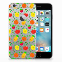 Apple iPhone 6 Plus | 6s Plus Siliconen Case Fruits