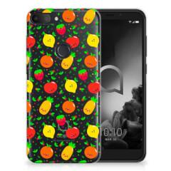 Alcatel 1S (2019) Siliconen Case Fruits