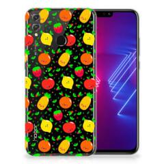 Honor 8X Siliconen Case Fruits