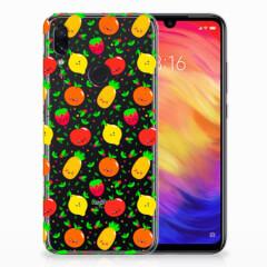 Xiaomi Redmi Note 7 Pro Siliconen Case Fruits