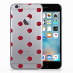 Apple iPhone 6 Plus | 6s Plus Siliconen Case Cherries