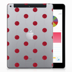 Apple iPad 9.7 2018 | 2017 Tablet Cover Cherries