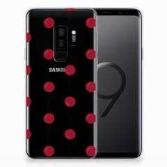 Samsung Galaxy S9 Plus Siliconen Case Cherries