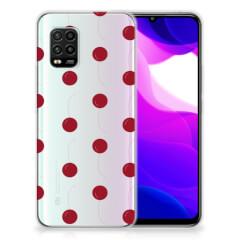 Xiaomi Mi 10 Lite Siliconen Case Cherries