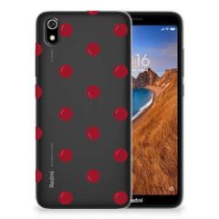 Xiaomi Redmi 7A Siliconen Case Cherries