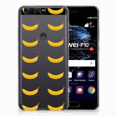 Huawei P10 Siliconen Case Banana