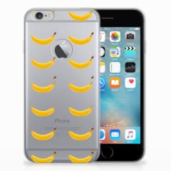 Apple iPhone 6 Plus | 6s Plus Siliconen Case Banana