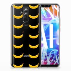 Huawei Mate 20 Lite Siliconen Case Banana