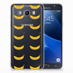 Samsung Galaxy J7 2016 Siliconen Case Banana