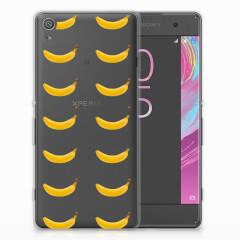 Sony Xperia XA | XA Dual Siliconen Case Banana