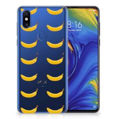 Xiaomi Mi Mix 3 Siliconen Case Banana