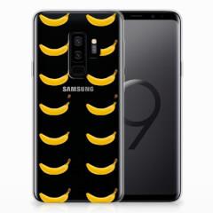 Samsung Galaxy S9 Plus Siliconen Case Banana