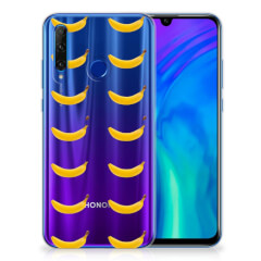 Honor 20 Lite Siliconen Case Banana