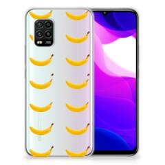 Xiaomi Mi 10 Lite Siliconen Case Banana
