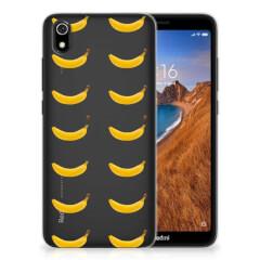 Xiaomi Redmi 7A Siliconen Case Banana